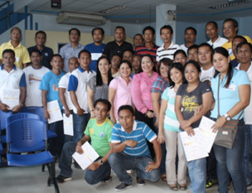 CWD employees undergo seminar-workshop on enhancing corporate image